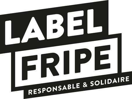 Label Fripe, notre nouvelle friperie