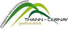 Logo Thann Cernay Syndicat mixte