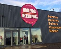 Friperie Ding Fring Le Relais Est