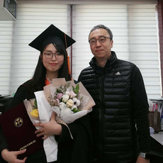 Yubin received her master's degree