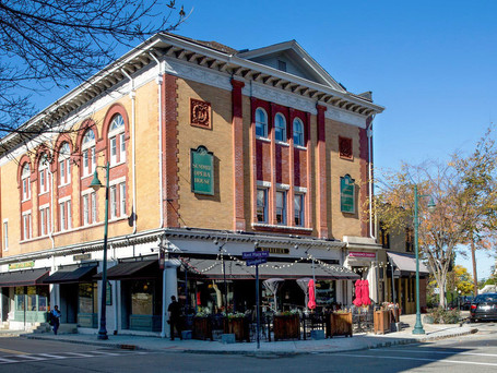 Top 5 Downtowns in New Jersey
