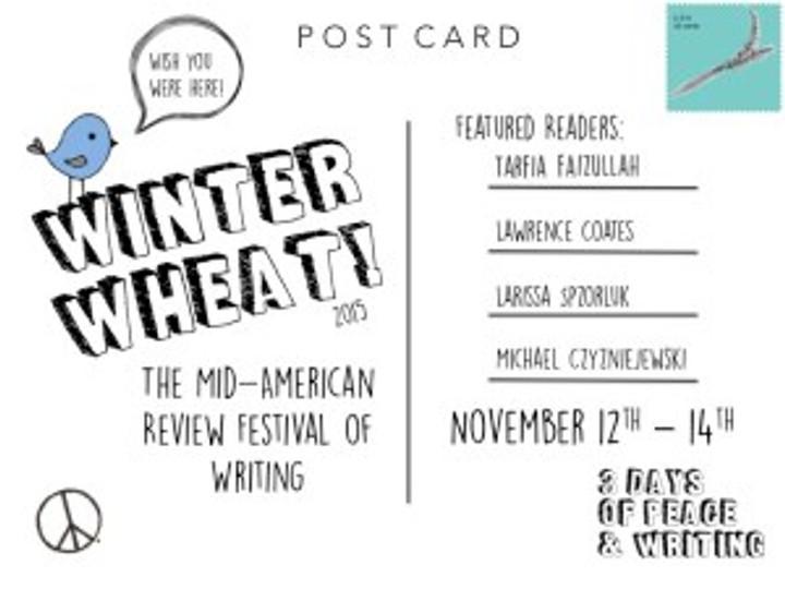 Winter Wheat Postcard