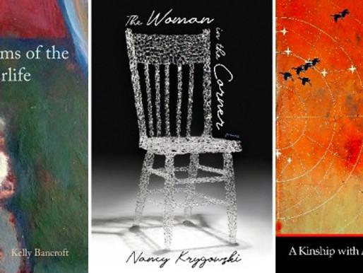 New Book News: Kelly Bancroft, Nancy Krygowski & Heather Swan (YouTube Live)