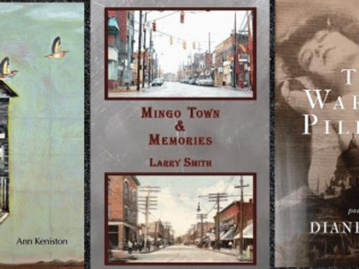 New Book News: Ann Keniston, Larry Smith & Diane Wald
