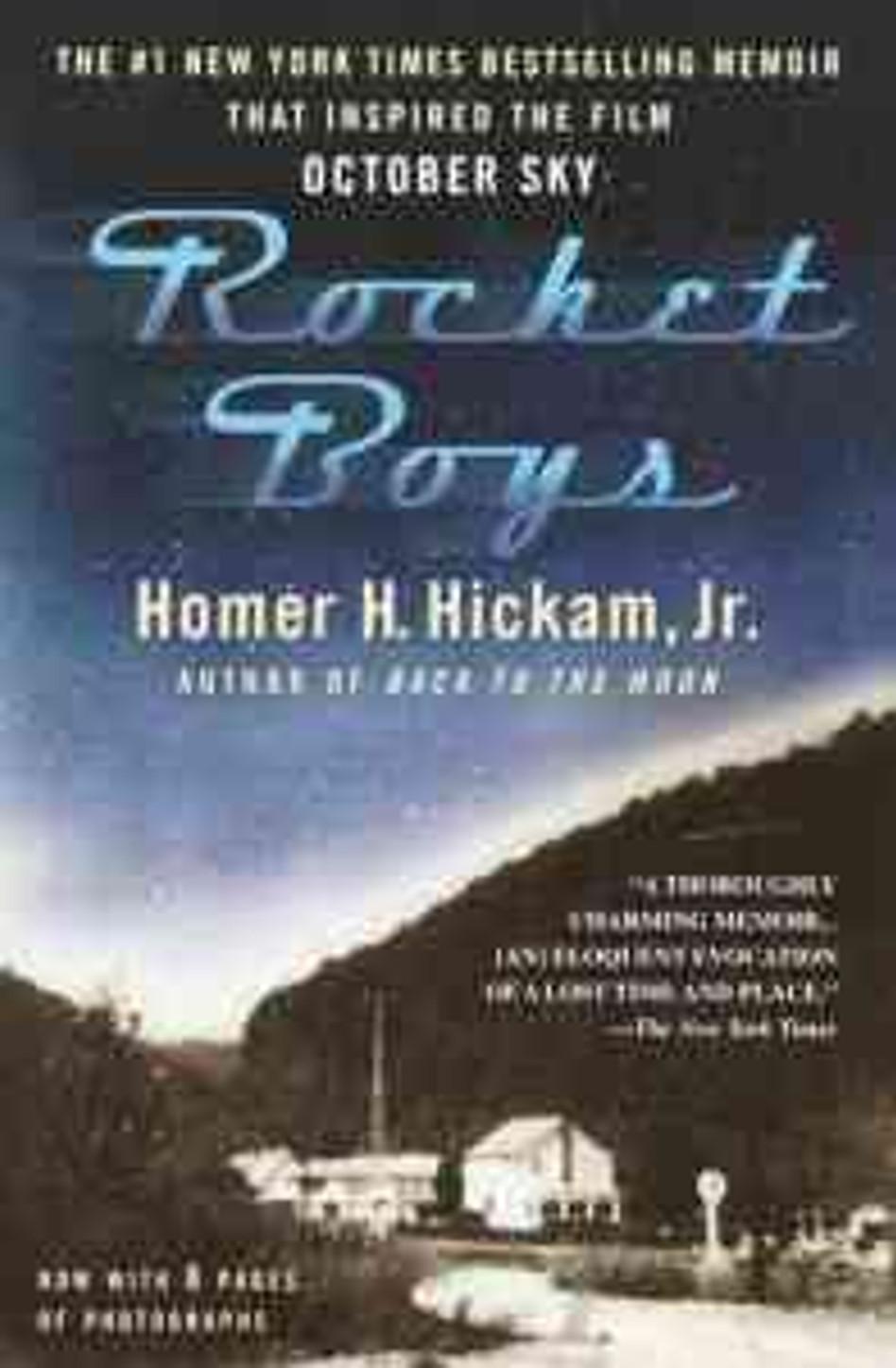West-Virginia-Rocket-Boys-Homer-H-Hickam-Jr