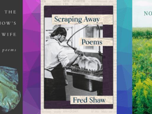New Book News: Frannie Lindsay, Fred Shaw & Kerry Trautman (YouTube Live)