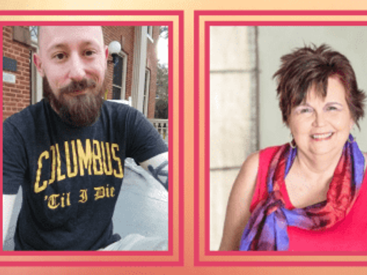 March First Wednesday Features Adam Hughes (Virginia) & Renay Sanders (Cleveland) (Zoom &