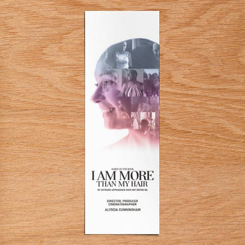 I Am More Than My Hair Bookmark