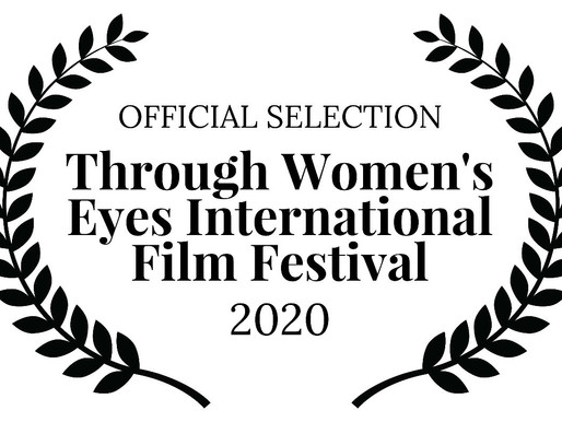 """""""I Am More Than My Hair"""" is an Official Selection in the 2020 Through Women's Eyes"""