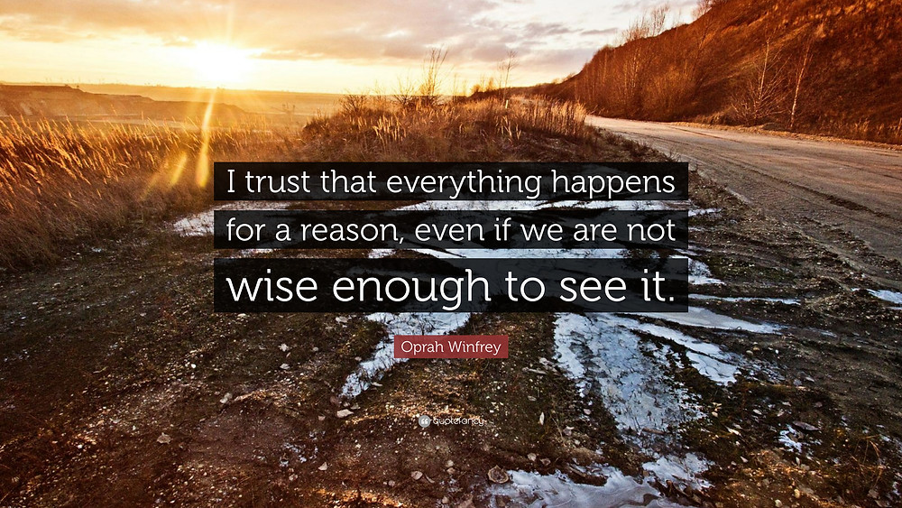 theres a reason - oprah - alyscia cunningham
