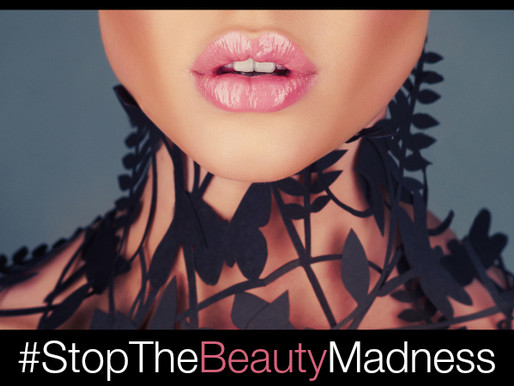Alyscia Cunningham Featured Blog on #StopTheBeautyMadness