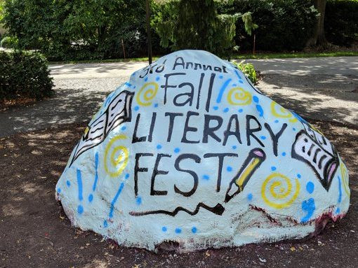 Fall Lit Fest 2021 Registration Opens