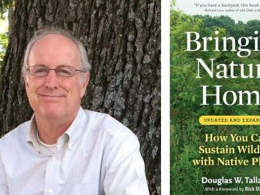 Food for Thought: Bringing Nature Home