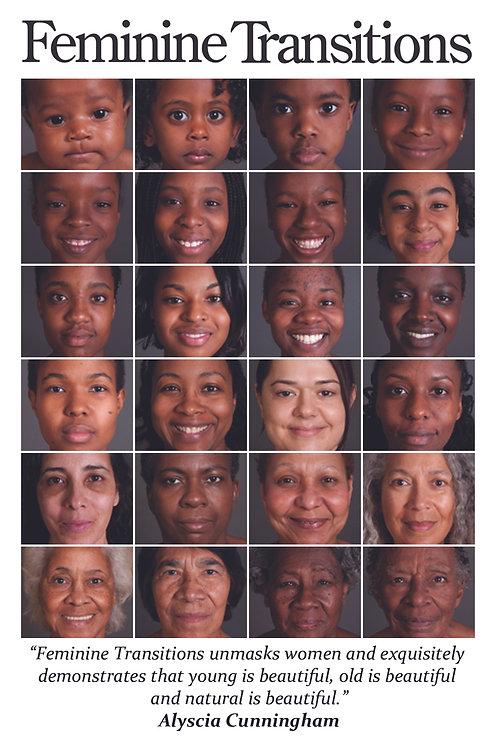 Feminine Transitions Postcard Set (6/set)