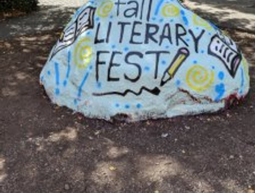 Registration is open for the Fall Literary Festival