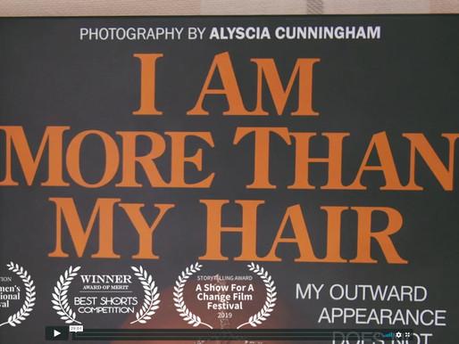 I'm headed to Through Women's Eyes International Film Festival, but my film wasn't