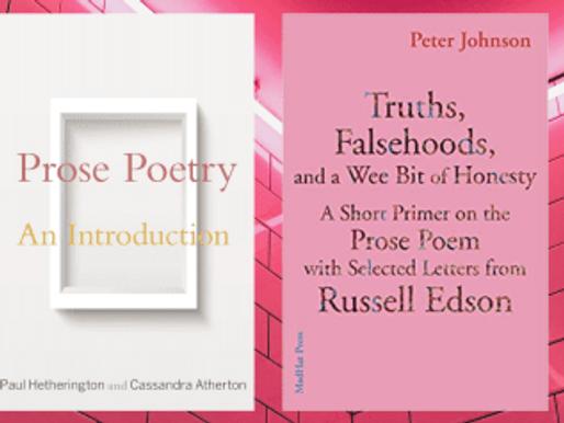 New Book News: Cassandra Atherton & Peter Johnson