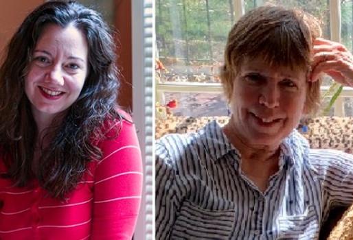 First Wednesday: Poets Heather Dobbins & Barbara Sabol (Zoom & FB Live)