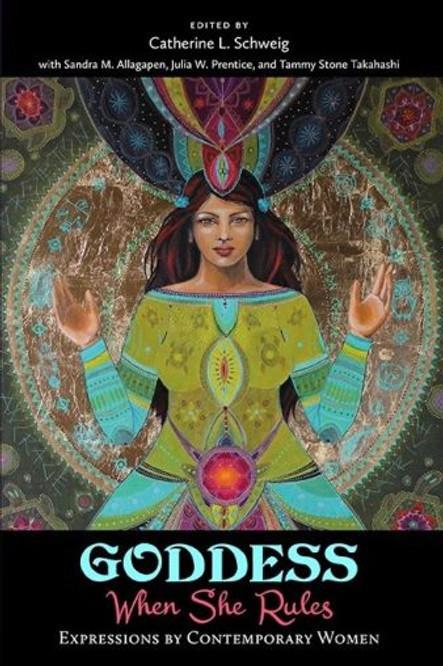 Goddess cover