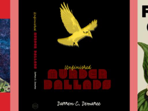 New Book News: Cynthia Atkins, Darren C. Demaree & Gustavo Hernandez (YouTube Live)