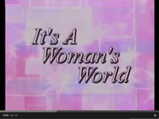 Alyscia Cunningham – It's A Woman's World TV