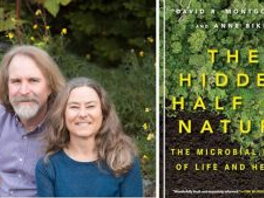 Food for Thought: The Hidden Half of Nature