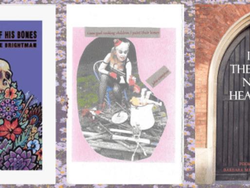 New Book News: Steve Brightman, John Compton & Barbara Marie Minney