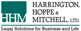 Thank You, Harrington, Hoppe & Mitchell and Youngstown Foundation!