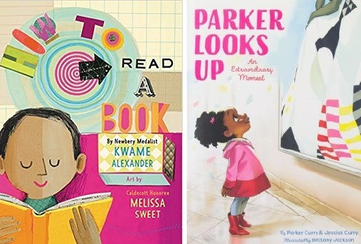 Food for Thought: Children's Book by Black Author (Zoom EST)