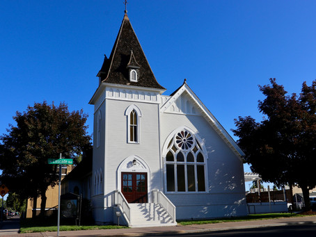 A new slice of life for a historic church