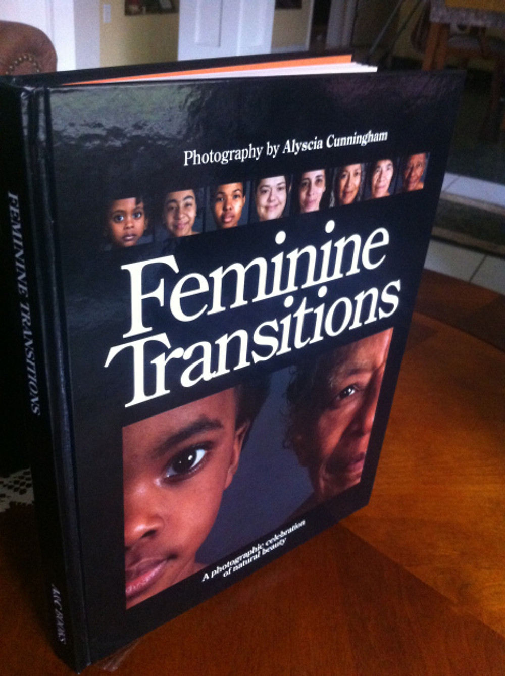 Feminine Transitions hardcover book