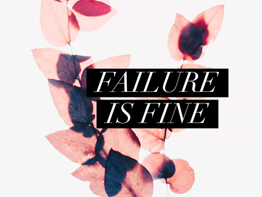 SCOPD: FoF (Also known as Fear of Failure)
