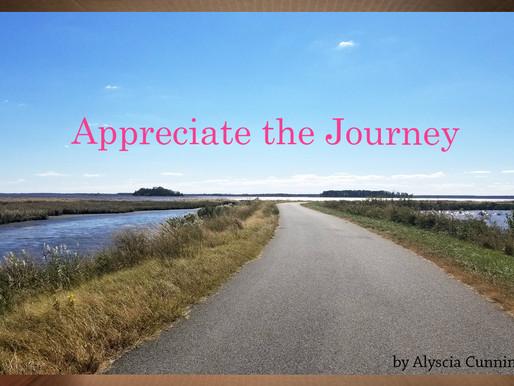 Appreciate the Journey