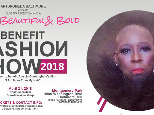Bald, Beautiful, & Bold Fashion Show