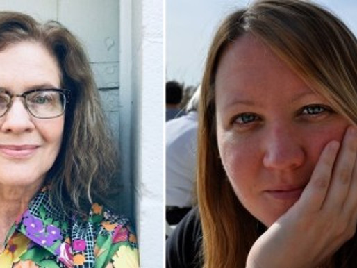 October First Wednesday: Kelly Bancroft & Jessica Jewell
