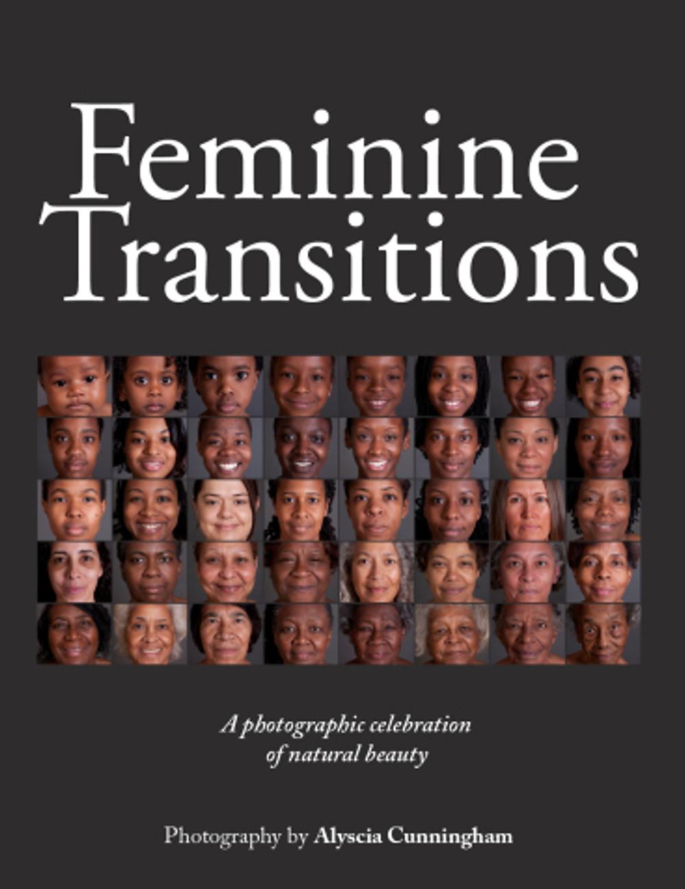 Feminine Transitions cover design