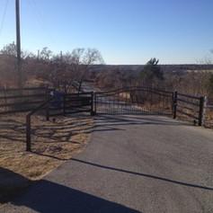 Custom Metal Gate and Fence