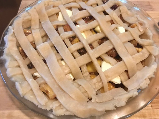 SCOTD: Pie Making and Mistakes