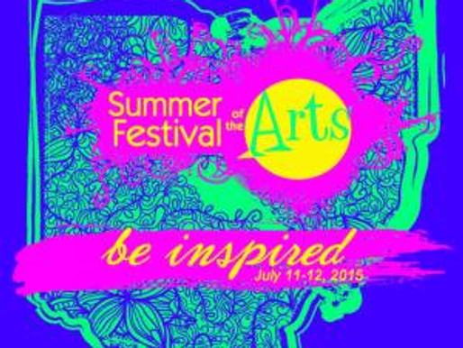 Lit Youngstown at Summer Festival of the Arts!
