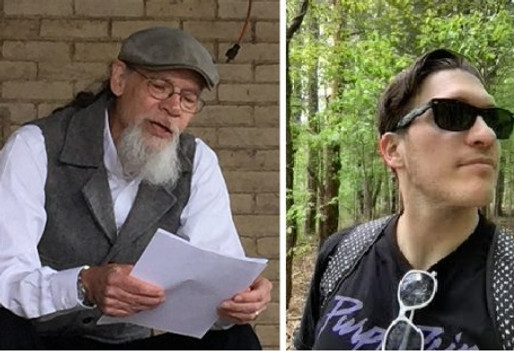 1st Wed. Features Craig Paulenich, James Winter, NEOMFA Reunion Reading (Zoom & Facebook Live)