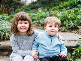 Spring Family Portrait Sessions