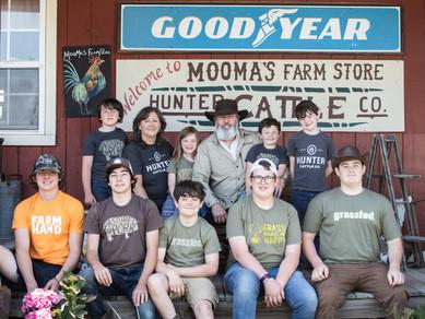 Hunter Cattle Family Farm
