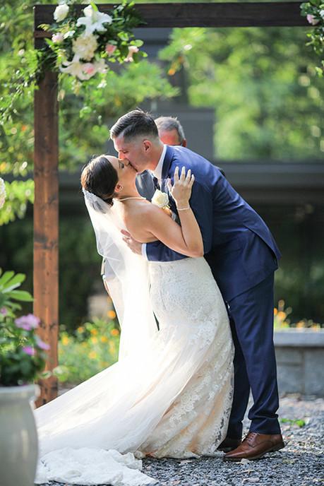 Atlanta Botanical Gardens Wedding by Addison Hill
