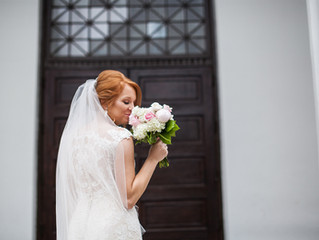 Bridal Portraits in Athens