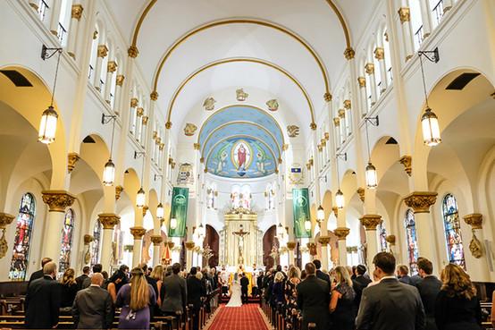 Church Wedding Photography in Atlanta
