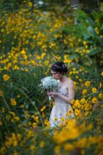 Atlanta Botanical Gardens Wedding Photography