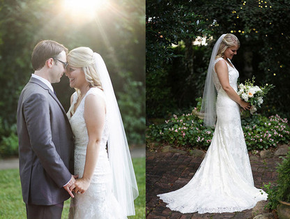 Wedding photography in Roswell, Georgia by Addison Hill Photo