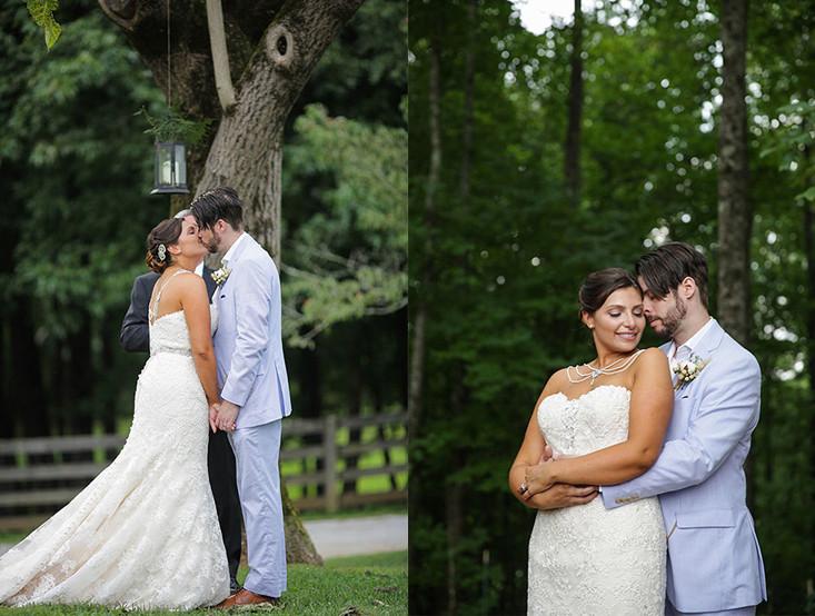 North Georgia Wedding Photography