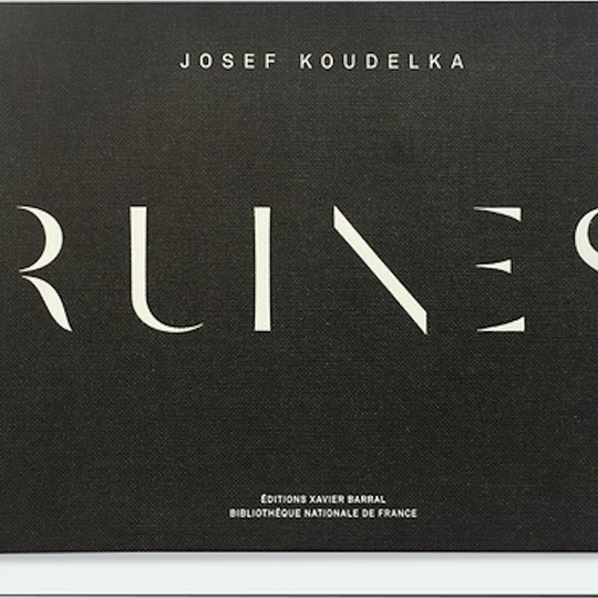 Josef Koudelka. Ruines