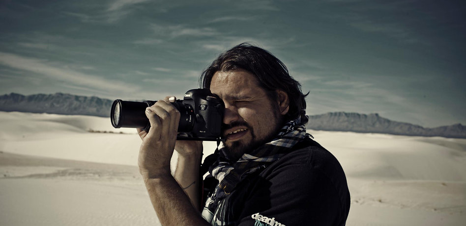 Photo of Jeff Carr Videographer